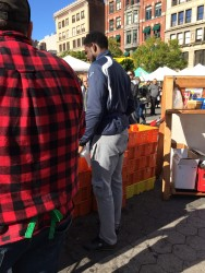 Green Market-Union Square