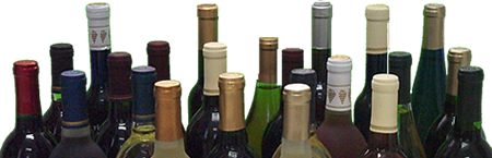 Barrington Wine Bottles